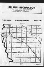 Map Image 030, Kittson County 1989
